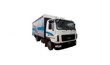 Грузовик МАЗ АБ-438300 грузоподъемность 4 тонны