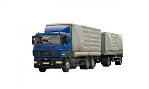 Грузовик МАЗ 6312 грузоподъемность 10 тонн