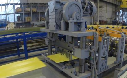 Производство металлосайдинга